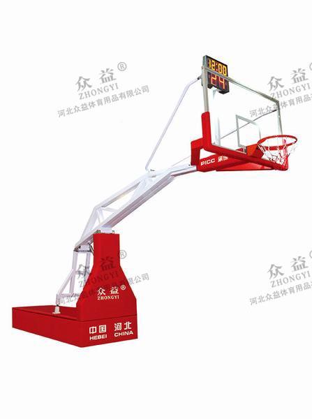 ZY-1002 手动液压篮球架