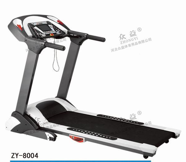 ZY-8004 电动跑步机 轻商用