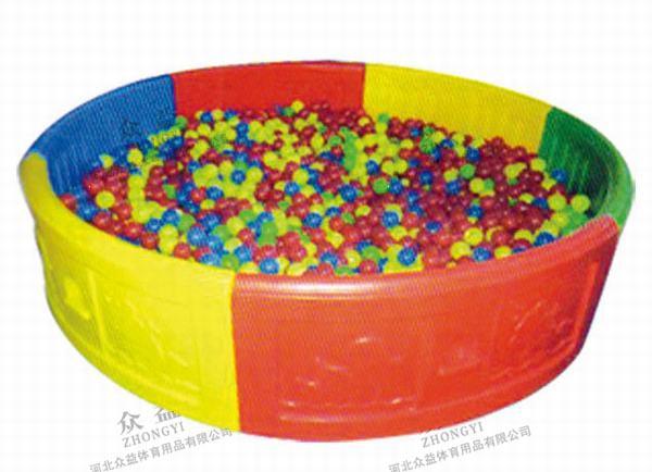 ZY-4204圆形天鹅球池