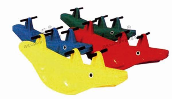 ZY-4207 鳄鱼三人摇椅